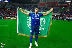 جريدة الرياض | سالم الدوسري لاعب الأسبوع في دوري أبطال آسيا