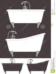 antique bathtub clipart ideas