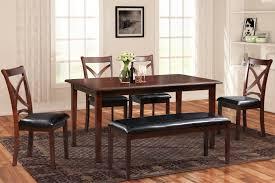 Cuisine à Manger Ensembles Avec Banc Table Avec 4 Chaises Et Banc