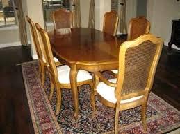 thomasville cane back dining chairs fabulous cane back dining chairs at stones stripes elements weathered oak