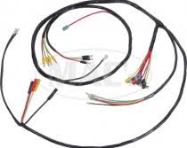 auto wiring harness parts classic cars & vintage trucks eckler's 1962 Thunderbird Interior at New Interior Wire Harness 1966 Thunderbird