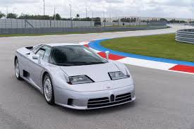 It was the only production model made by romano artioli's italian incarnation of bugatti. 1993 Bugatti Eb110gt For Sale Curated Vintage Classic Supercars