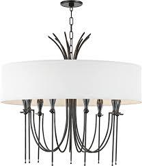 hudson valley 4330 ob damaris modern old bronze 30 drum pendant lighting fixture hud 4330 ob