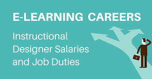 E Learning Careers Instructional Designer Salaries And Job