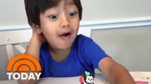 forbes features a 6 year old boy who made 11 million reviewing toys on you today