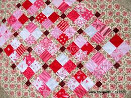 The Quilt Ladies Book Collection: Hand Stitched 4-Patch Blocks ... & Table ... Adamdwight.com