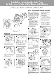 installation instructions for axial