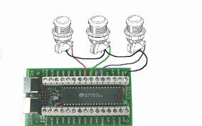 cs247 keyboard emulator tutorial here s a sample wiring diagram from ultimarc which uses different inputs note how there is one daisy chained connection to gnd