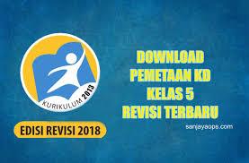 Please note, this vector is formatted as.cdr /.ai. Pemetaan Kd Kurikulum 2013 Kelas 5 Semester 2 Revisi Terbaru Sanjayaops