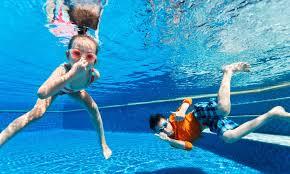 15 fun swimming pool games for kids of
