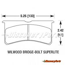Motorcycle Brake Pad Cross Reference Chart Carbotech Superlite Bridgebolt Caliper Brake Pads Carbotech 7416