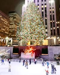 When Is Rockefeller Christmas Tree Lighting 2018 Rockefeller Center Christmas Tree Lighting Rockefeller