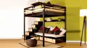 Double Bunk Bed With Sofa Underneath Brownsvilleclaimhelp
