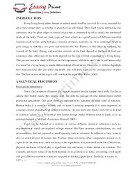 essay on importance of healthy food habits the importance of healthy eating habits lifescript com