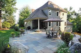 how long will it take to install my bluestone patio