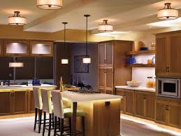 Kitchen Ceiling   Beautiful Flush Mount Kitchen Light Ideas - Semi flush kitchen lighting