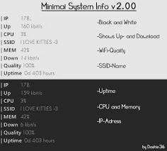 The Best Rainmeter Skins For A Minimalist Desktop