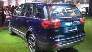 new car launches from tataTata Motors Car Launches in 2017 Tiago Kite Hexa Nexon