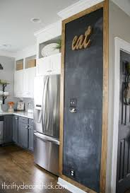 Adding some rustic charm to the kitchen