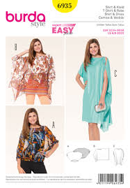 Burda Patterns Adorable Burda 48 Dresses