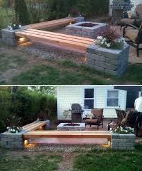 Latest DIY Outdoor Seating Area 25 Best Ideas About Diy Patio On Pinterest Benches  Outdoor