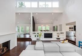 Deephaven Residence modern-living-room