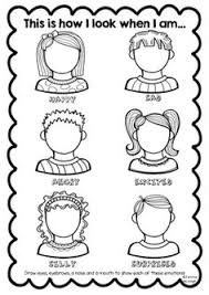 0bd14499635dc60a92d2e1374e9dcd15 emotions activities kindergarten emotions and feelings activities free printable self esteem worksheets fine motor, understand on act for depression worksheets