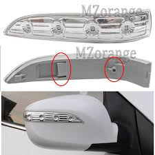 <b>MZORANGE</b> Side <b>Mirror</b> LED <b>Lamp</b> For Hyundai IX35 2009 2010 ...