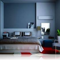 grey blue paint colorsBlue And Gray Bedroom Dcor Blue And Grey Bedroom Color Schemes