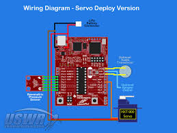 uswaterrockets com launchpad altimeter construction programming launchpad altimeter servodeploy version wiring diagram
