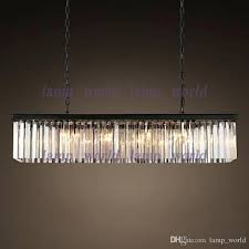 replica item industrial length clear glass prism rectangular chandelier vintage re crystal chandeliers cool from light round smoked glass