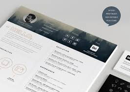 Free Cv Resume Psd Templates Freebies Graphic Design Junction