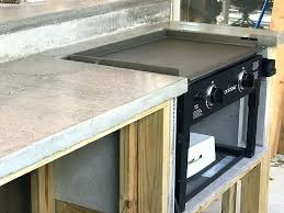 outdoor built in griddle outdoor kitchen with built in griddle outdoor built in grill and griddle outdoor built in griddle