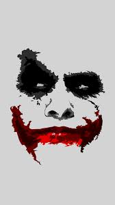 White Background Joker Wallpaper Hd ...