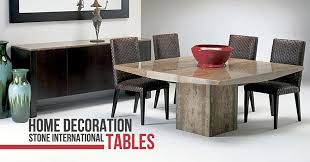 choose a table that enhances the beauty of your home