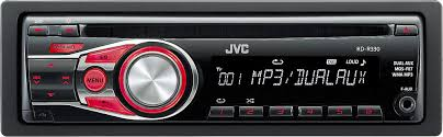 jvc kd r cd receiver at com