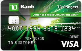 td connect is a reloadable prepaid card for your own use that lets you decide where