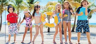 Snapper Rock Size Chart Size Chart To Select Childrens Swimwear From Snapper Rock