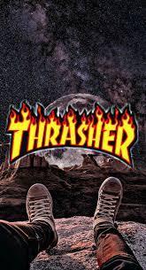 Thrasher Galaxy Wallpapers on WallpaperDog