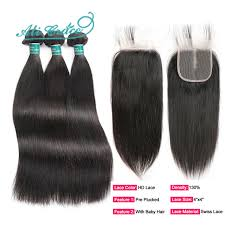 Straight Bundle Length Chart Ali Grace Official Store Amazing Prodcuts With Exclusive