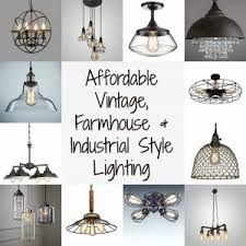 Image Rustic Affordable Farmhouse Lighting Just The Woods Llc Vintage Farmhouse And Industrial Style Lighting By Just The Woods