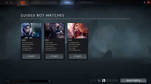 dota 2 reborn guided bot match mode review youtube