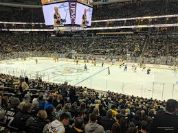 Pittsburgh Penguins Interactive Seating Chart Ppg Paints Arena Section 111 Pittsburgh Penguins