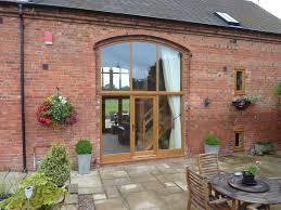 Bespoke casement windows and bi folding doors