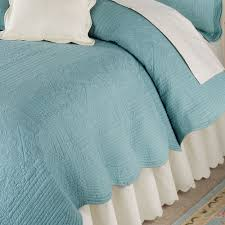 Venice Squares Solid Color Quilt Bedding & Venice Squares Quilt Adamdwight.com