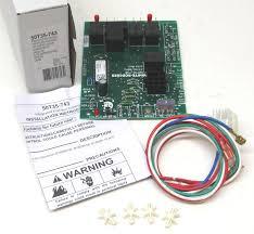 goodman b18099 13. 50t35-743 furnace control board for goodman b18099-13 icm280 b18099 13