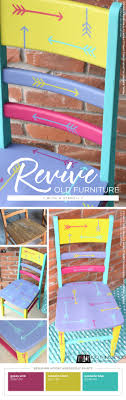 cutting edge furniture. Cutting Edge Stencils Shares How To Makeover A Wooden Chair Using Arborcoat In Vibrant Colors And Furniture R