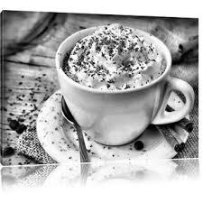 coffee with lots of cream wall art on canvas on black and cream wall art uk with cream wall art wayfair uk