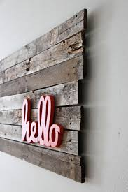 Wall Art Ideas Design : Work Signs Wood Word Wall Art Wooden Wood Intended  For Wooden