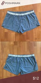 Under Armour Xxl 2x 18 Plus Size Running Shorts Excellent